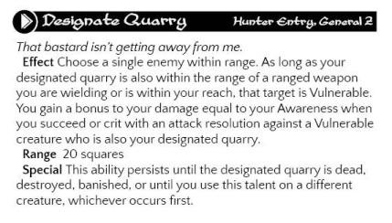 Designate Quarry